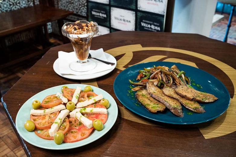 restoran flamenko v madride