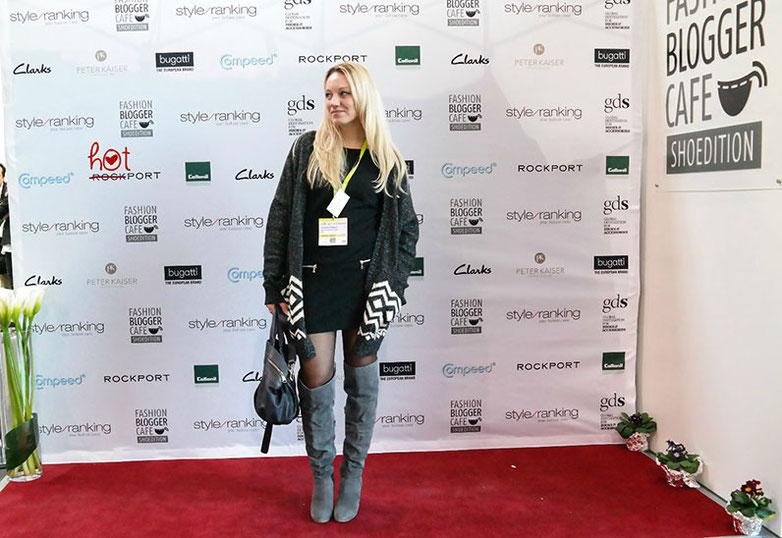 Hot Port Life & Style auf dem Fashionbloggercafé der GDS Schuhmesse in Düsseldorf | Die neuesten Schuhtrends zum Greifen nah | 30+ Style Blog