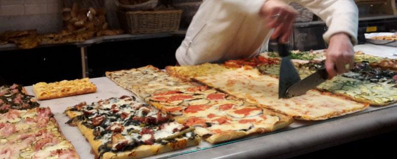 Pizzeria Forno la Renella Rom