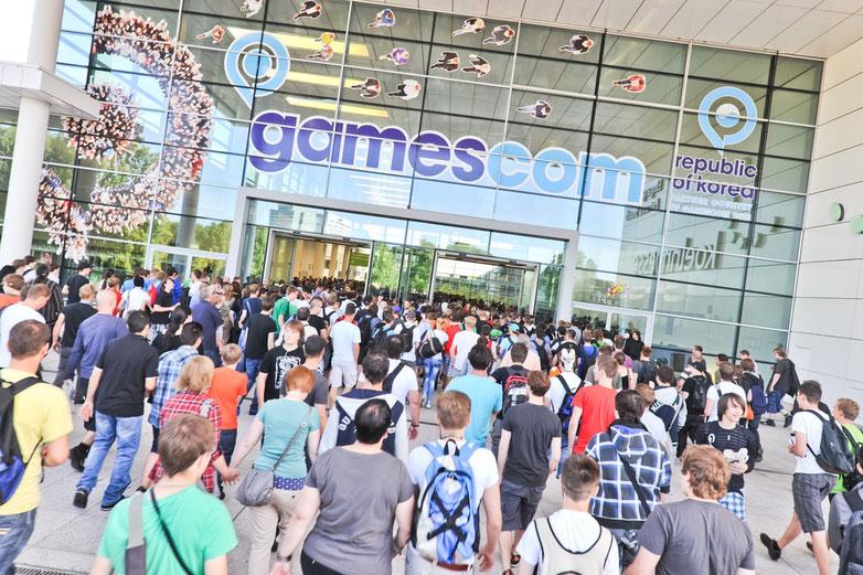 Auch in diesem Jahr wird die Gamescom wieder zahlreiche Besucher anlocken. Auch wir sind für euch vor Ort.