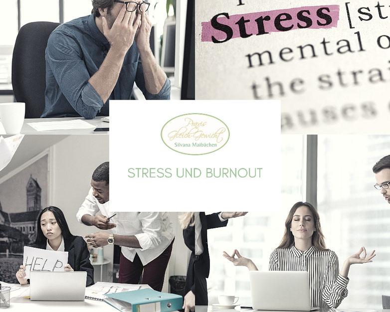 Entspannung Stressprävention Stressbewältigung