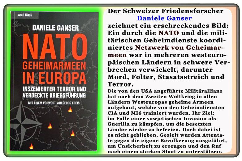 Daniele Ganser - NATO-Geheimarmeen in Europa