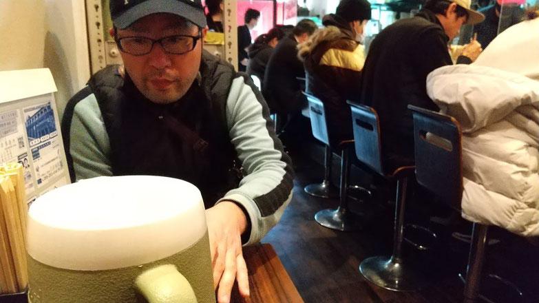 久野社長の写真