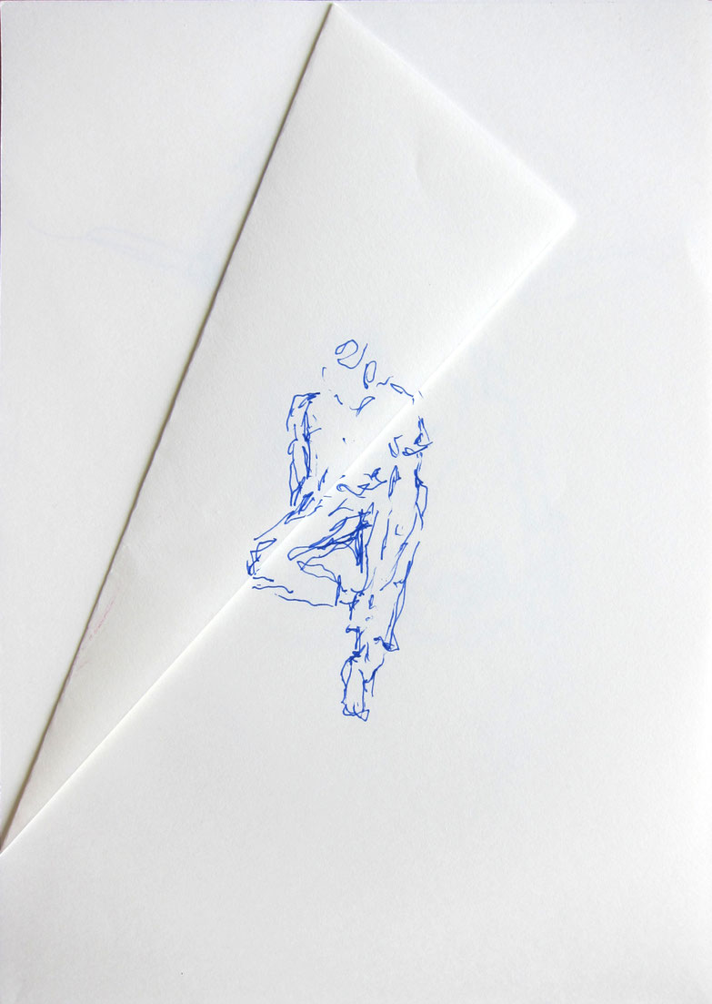 Juni 2019  #1  Marie »Capriccio« Fineliner 29,7 x 21 cm