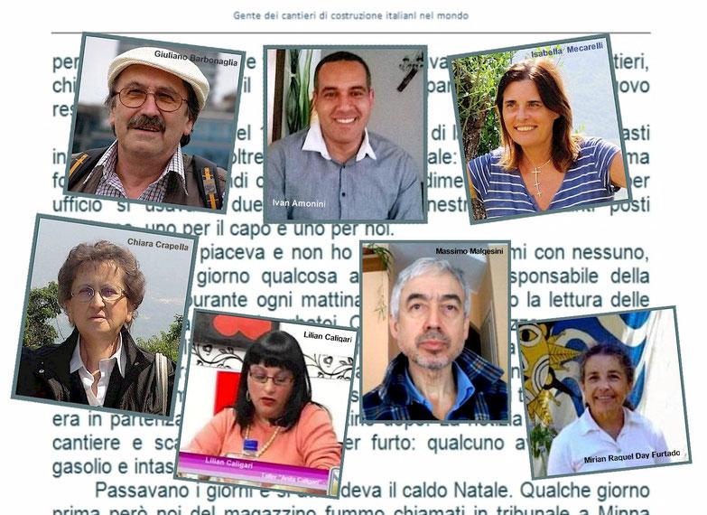 Comitato di Redazione - Comité de Redacción - Editorial Committee