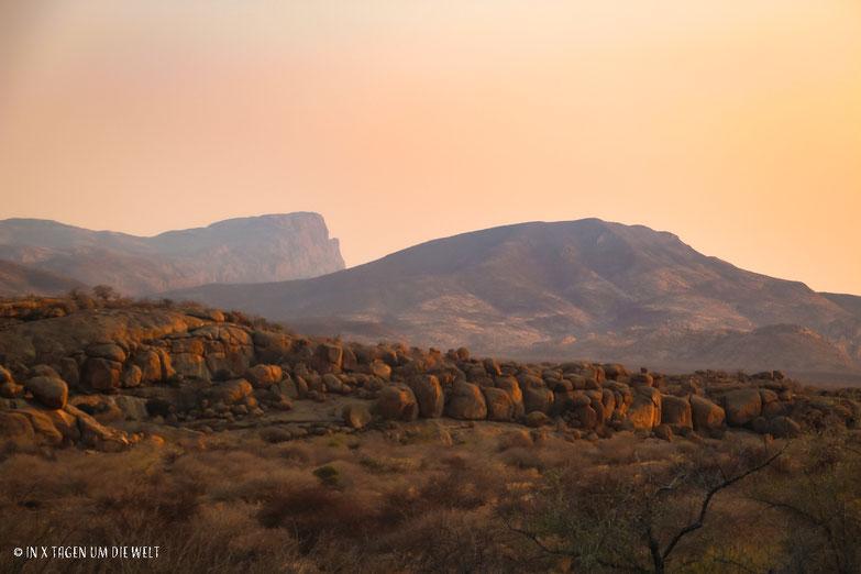 Erongo Berge, Namibia, omandumba, Afrika