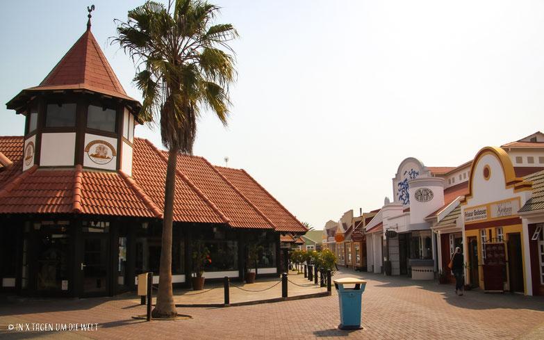Swakopmund, Namibia, Geschäfte, Afrika