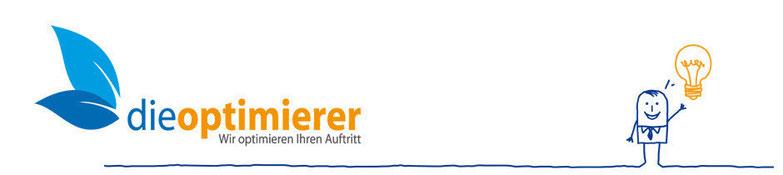Werbung und Grafik die.optimierer Neuried bei München