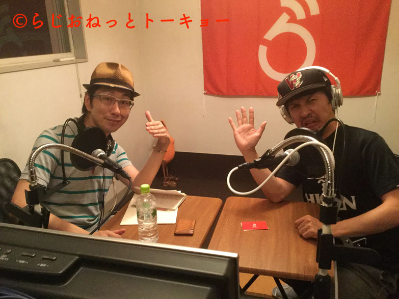 「ラジオ実弾生活1」パーソナリティのインコさんさん&もっちさん