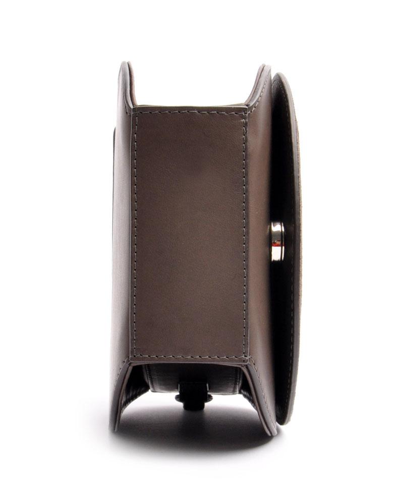 OWA Tracht Ledertasche Dirndltasche grau Online-Shop