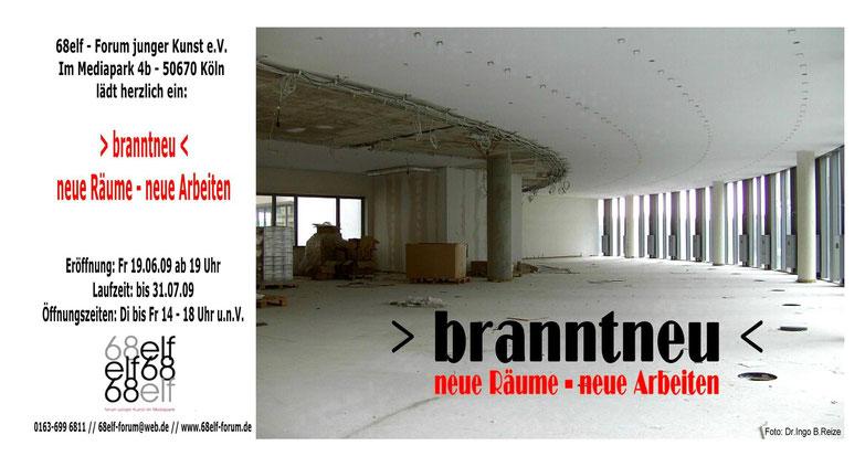 19.06. - 31.07.2009 / 68elf Mediapark 4