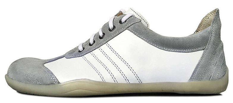 Senmotic barefoot shoes - Medicus F1 White/White