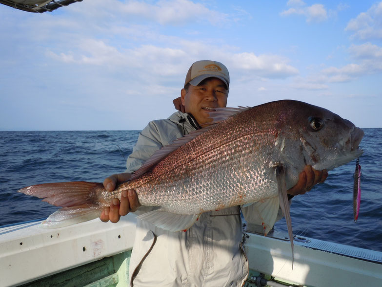 真鯛BIGサイズ 84cm