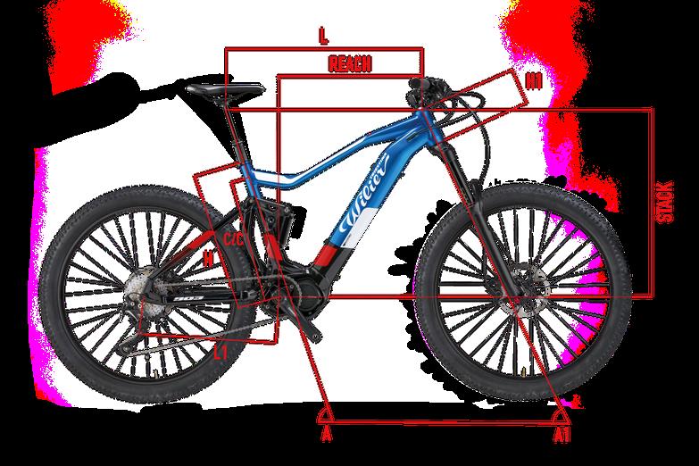 Wilier E903TRN Geometrie Italian Cycle Experience