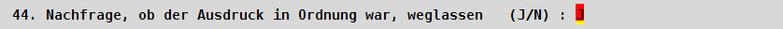 """abasoft EVA Praxissoftware Tipp der Woche """"War der Ausdruck in Ordnung?"""""""