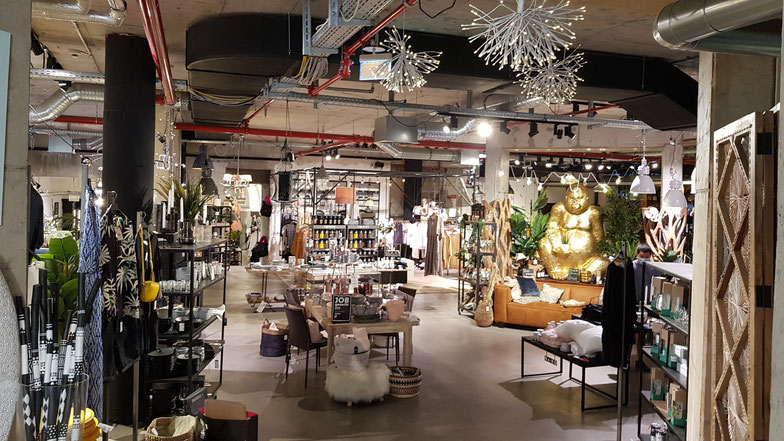«LUST AUF GUT conceptstore» in Freiburg, Baden-Württemberg © Bellone Franchise Consulting GmbH