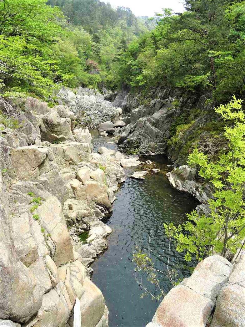 夏井川渓谷と磐越東線