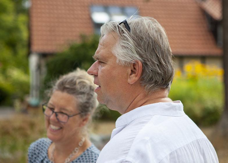 Sybille Homann, Bernhard Hansl
