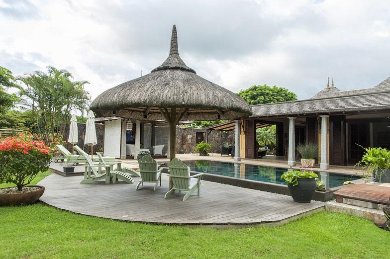 revente villa de luxe irs tamarina haut de gamme à TAMARIN OUEST ILE MAURICE