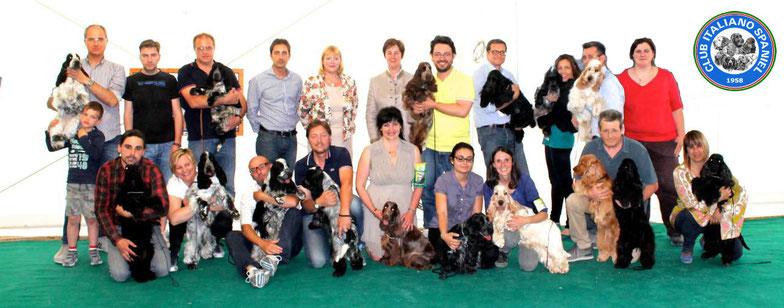 Foto di Gruppo Partecipanti Raduno - (Foto F. Varriale)