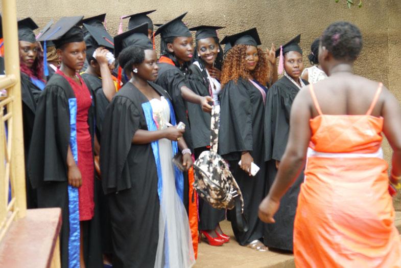 Somero Gradnation-Feier, Dezember 2017, Uganda (© Somero + Brühl Stiftung)