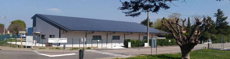 hangar photovoltaïque gratuit clé en main dom tom eco solution energie