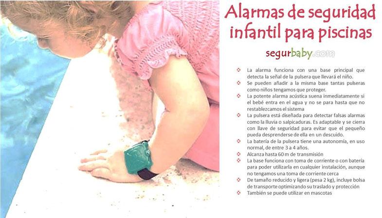 Sistema de alarma para niños