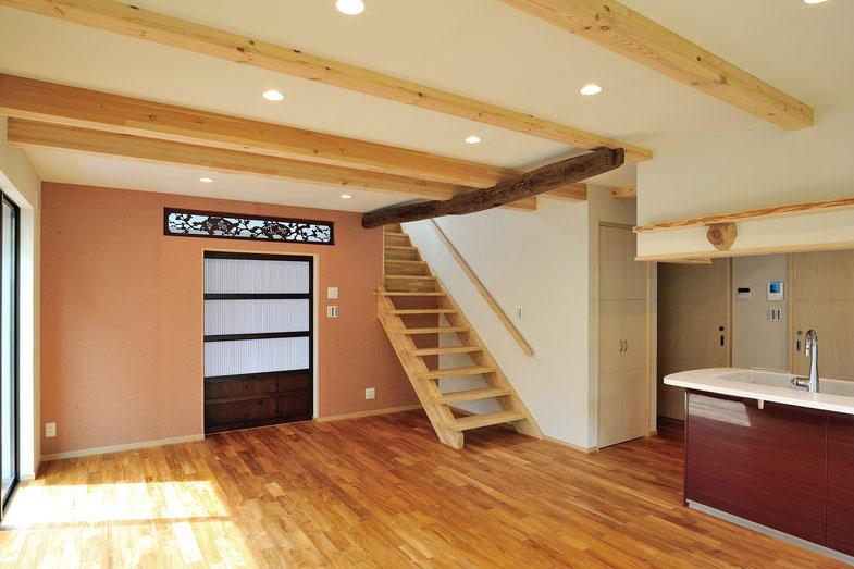 自然素材の家・木の家・注文住宅