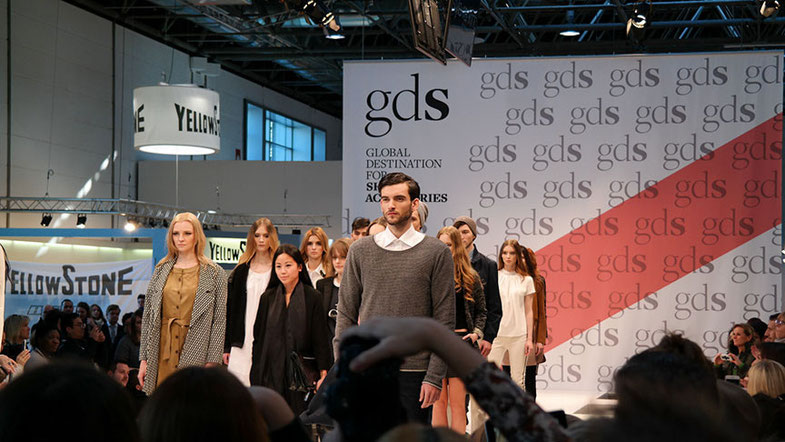 Runway Style auf der GDS Düsseldorf 2015 | Die neuesten Schuhtrends zum Greifen nah