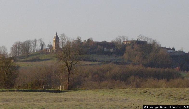 Château fort ladevèze Ville La Madeleine