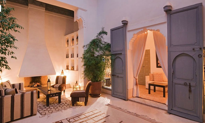 Location Riad Marrakech - my secret marrakech