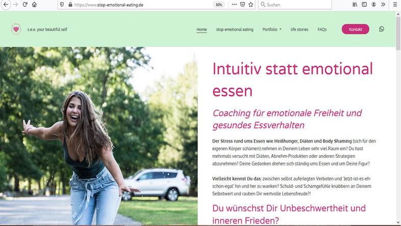stop emotional eating Andrea Hartinger wingwave Lifebalance Coach Landshut