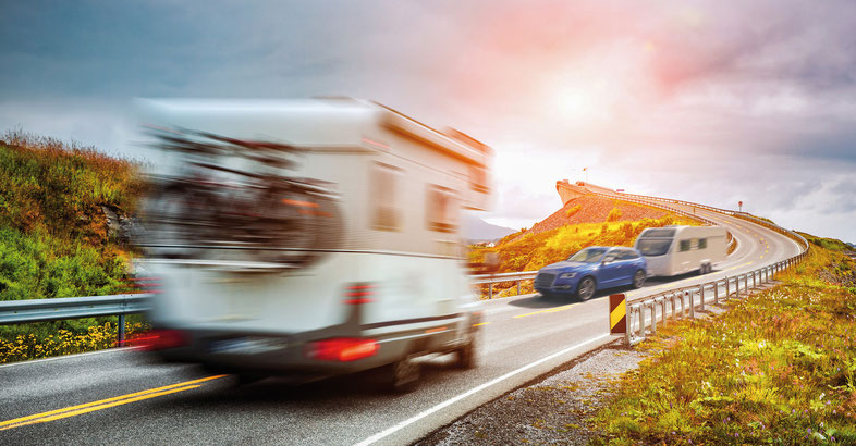 André Koch AG lance «caravan4rep», le réseau caravanes pour les entreprises de carrosserie spécialisées.
