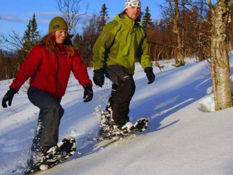 Wintersport naar Zweden in Åre, het grootste skigebied van Zweden