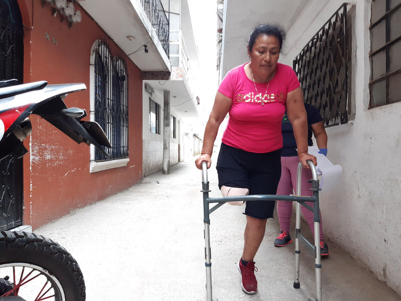 Offering assistance where it is most needed - ROMP's work in Guatemala (picture courtesy of ROMP).