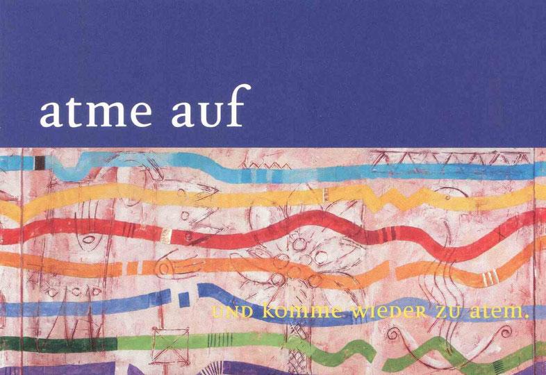 OJC 2013: Bildmotiv: Michael Blum, Lebenslinien auf dem Weg zum Licht | Text: Dominik Klenk | Grafik: Piva & Piva, Darmstadt