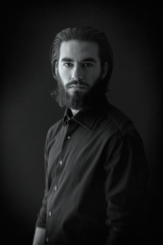 Retrato Dario