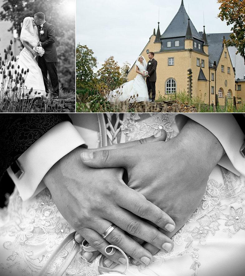 schloss purschenstein Hochzeit