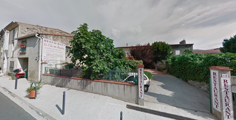 Août 2013 Google Street view