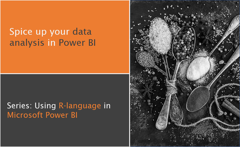 Blog Series: Using R-language in Microsoft Power BI