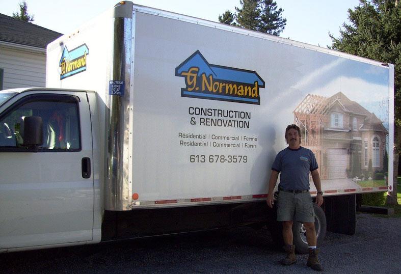 Guillaume Normand Construction et Rénovation