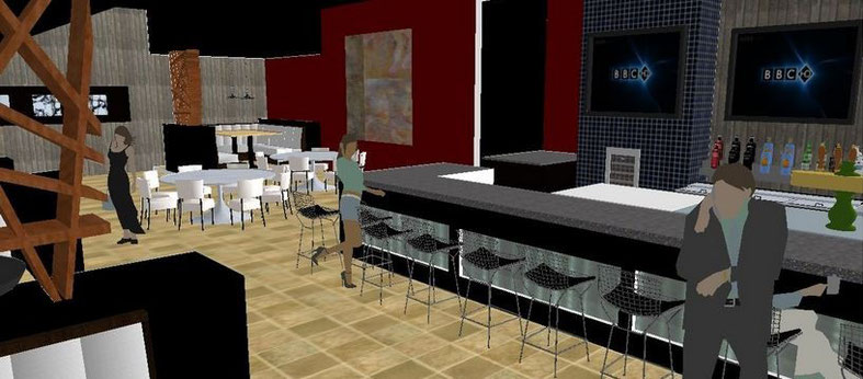 Spring Bar Design - Perspective view 2