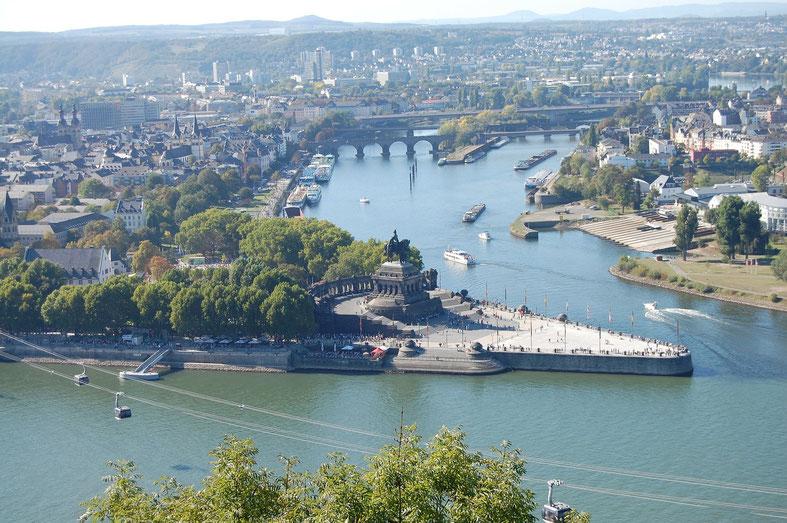 Burg in Rheinland-Pfalz
