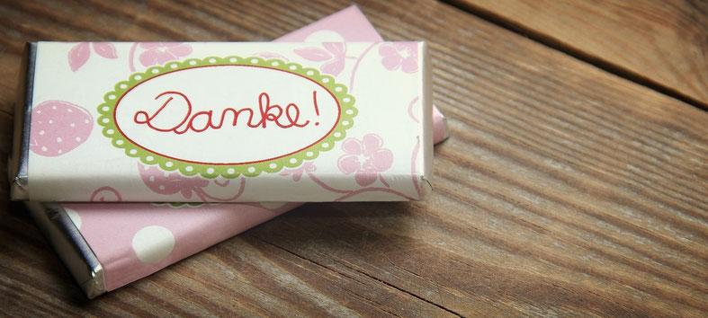 Was Schokolade mit Dankbarkeit und Wertschätzung zu tun hat - Blogparade zum Tag der deutschen Einheit #lieberglücklich #deutschesthanksgiving