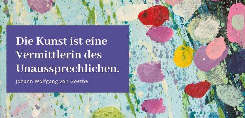 """""""Kunst und Glück"""" Gastbeitrag von Marina Buening zur Blogreihe """"Lieber glücklich von A bis Z"""" #Kunst #Kreativität #Blog"""