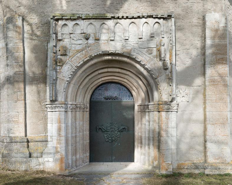 Portal der Sigismundkapelle Oberwittighausen