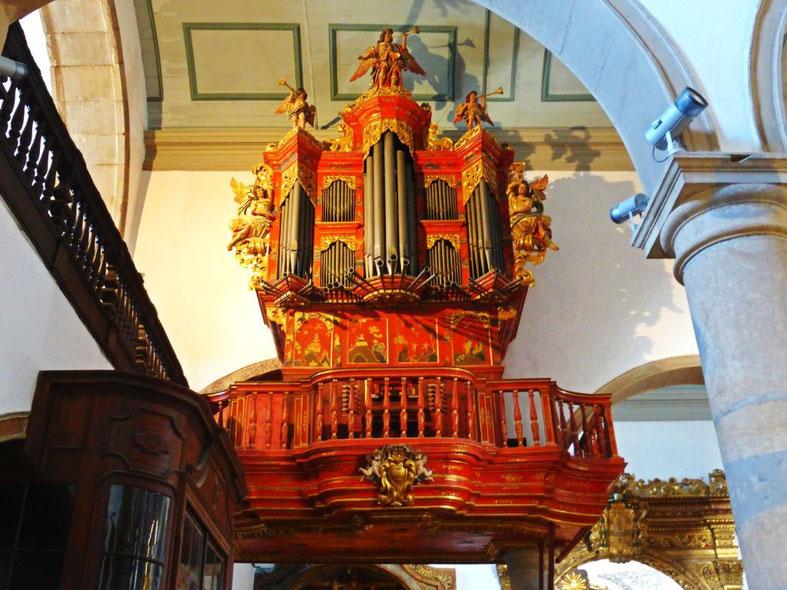 Faro Catedral organ
