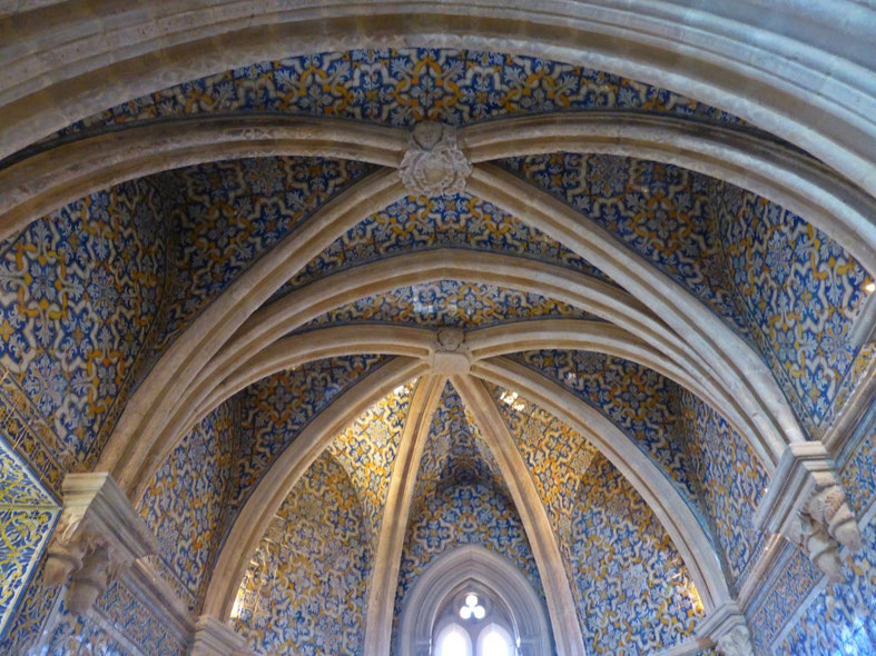 Alcove ceiling