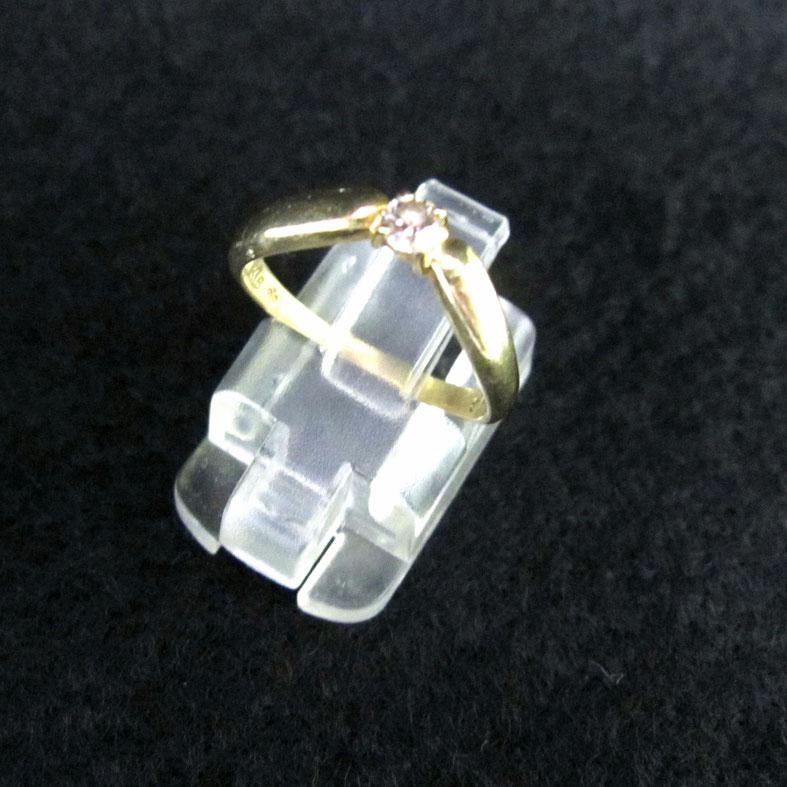 18金 K18 リング 指輪