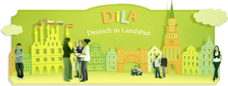 Aktuelles Dila Landshuts Webseite